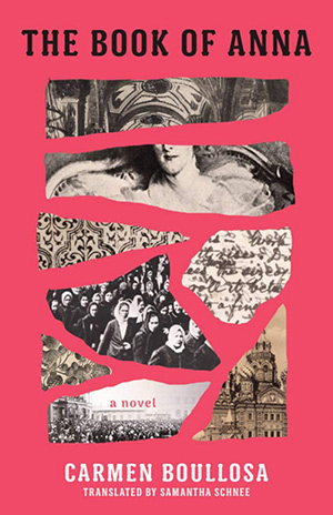 The Book of Anna - Carmen Boullosa